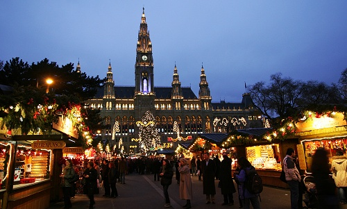 Christkindlmarkt Wien