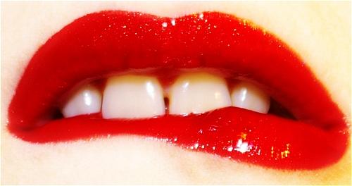 Sexy Lippen & Kussmund