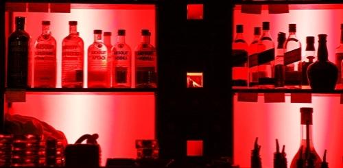 Pink Hotelbar