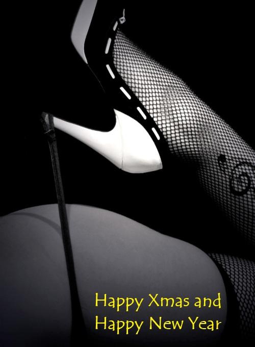 Xmas 2012 / Fetisch Schuhe