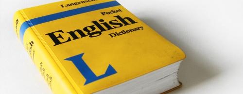 englisches Wörterbuch